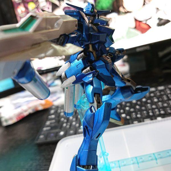 インパルスガンダムアルク+フルメタリック塗装