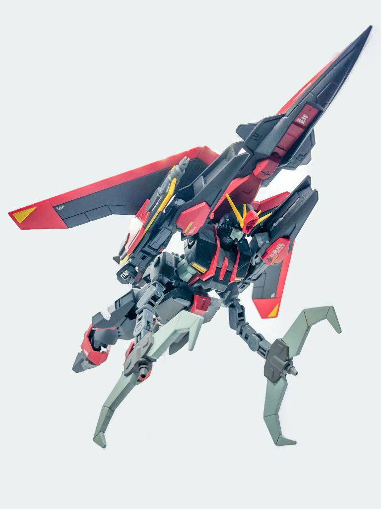 GAT-X370 レイダーガンダム アピールショット5