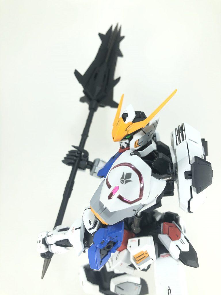 MG  バルバトス アピールショット3
