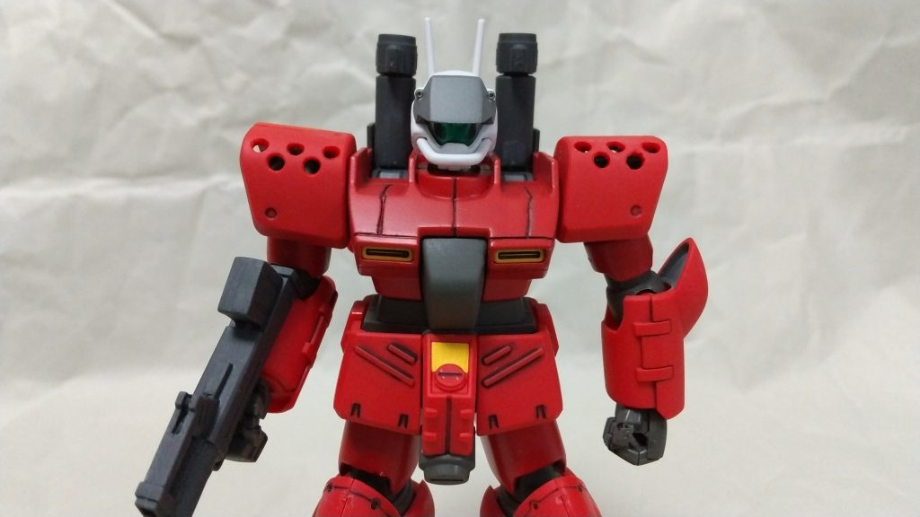 RX-77D GUNCANNON MASS PRODUCTION TYPE