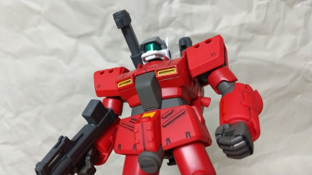 RX-77D GUNCANNON MASS PRODUCTION TYPE アピールショット3