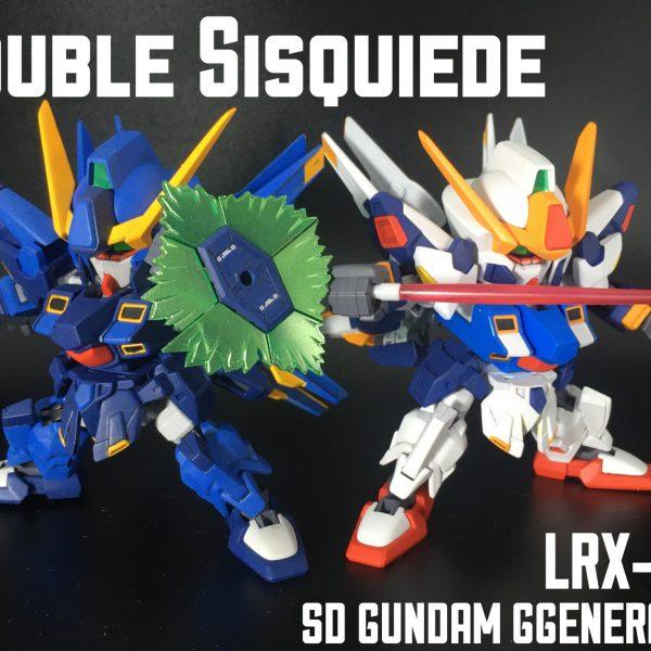 SD ダブル・シスクード