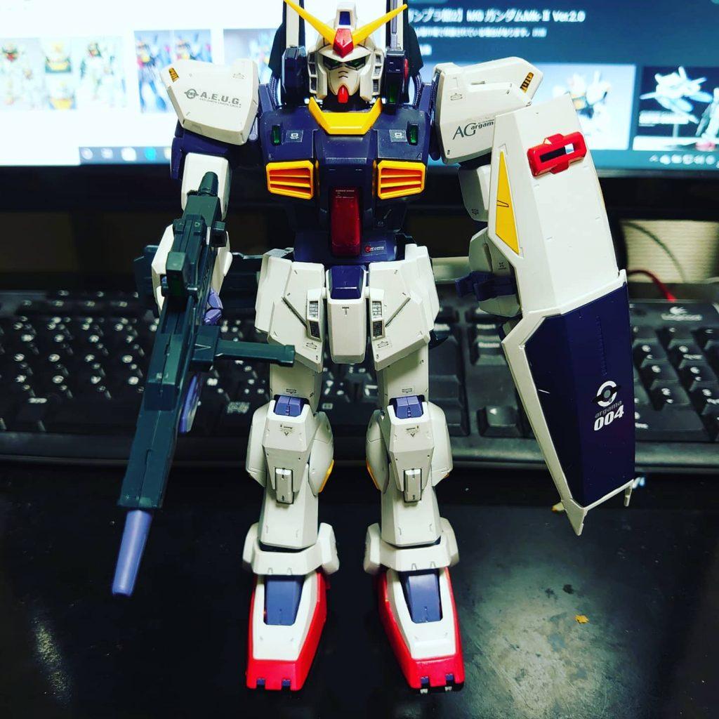 ガンダム MK-Ⅱ