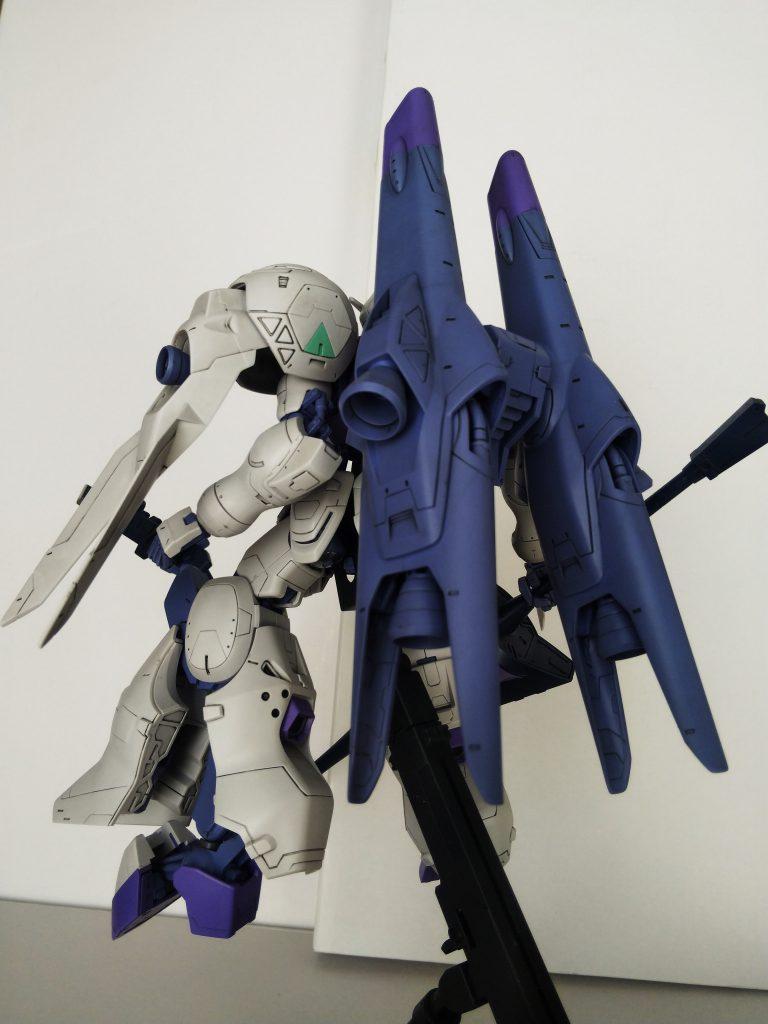 ガンダムキマリス(ブースター装備) アピールショット2