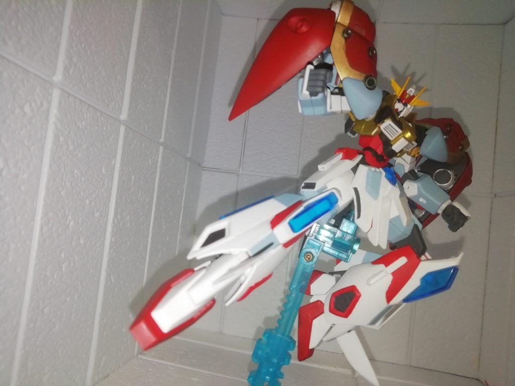 HGX(ハイパー・ガンダム・Xタイプ)