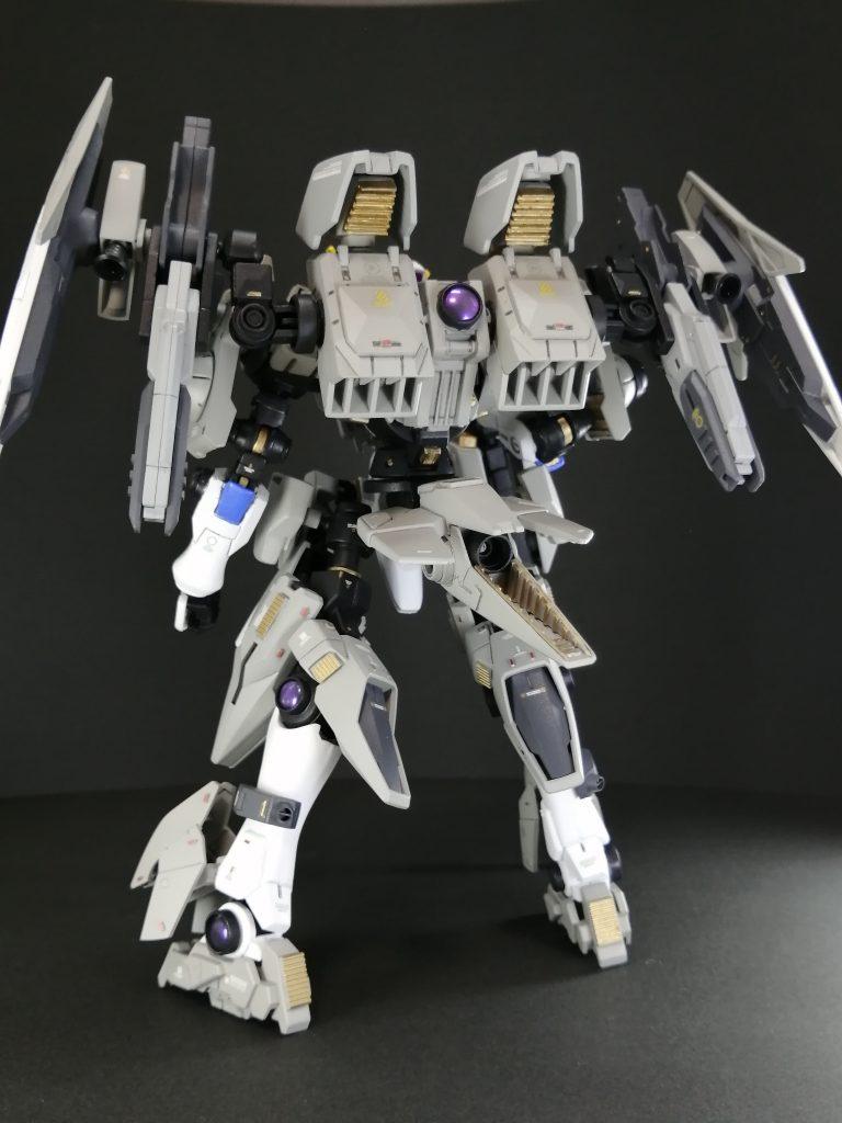 G-XⅡ 制作工程2