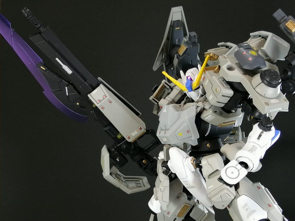 G-XⅡ 制作工程3