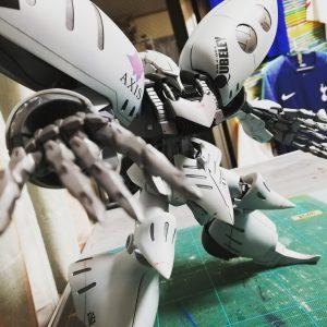 AMX-004 DMD キュベレイダムド
