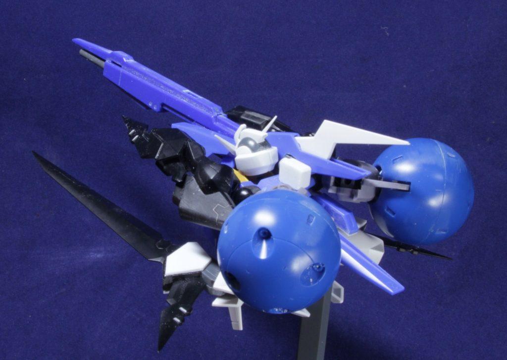AGE-2 巡航追撃ウェア 制作工程5