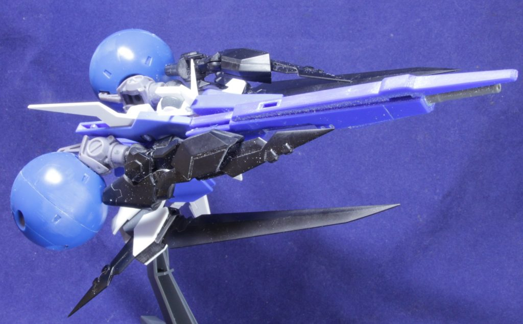 AGE-2 巡航追撃ウェア 制作工程7