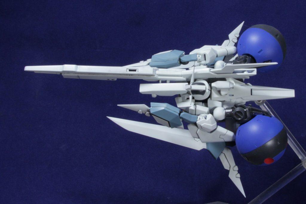 AGE-2 巡航追撃ウェア アピールショット2