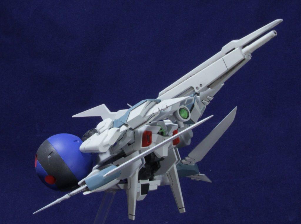 AGE-2 巡航追撃ウェア アピールショット1
