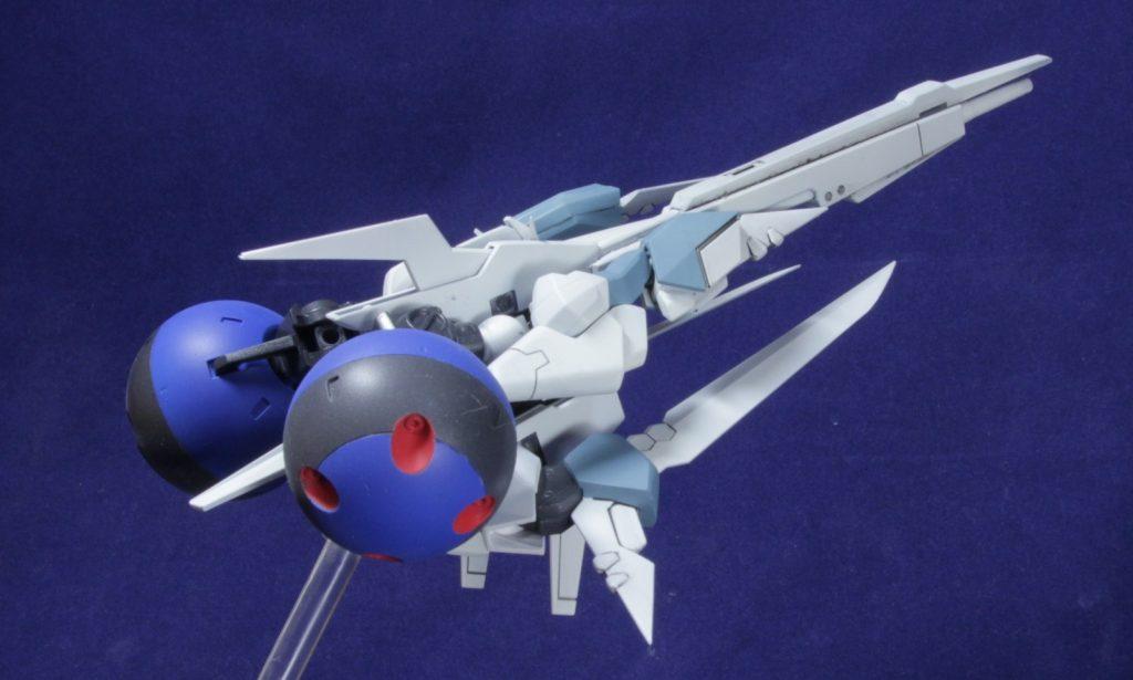 AGE-2 巡航追撃ウェア アピールショット4