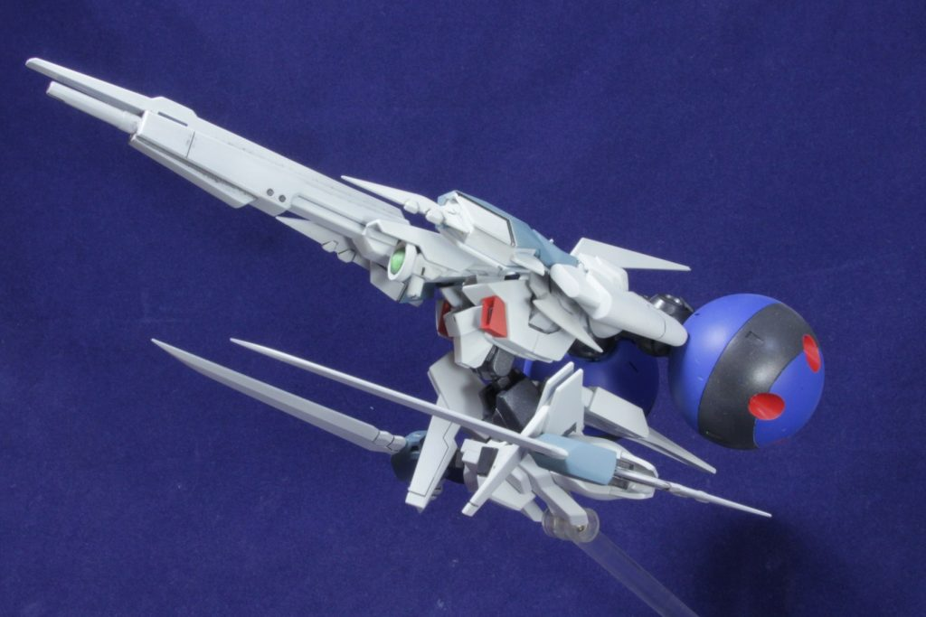 AGE-2 巡航追撃ウェア アピールショット5