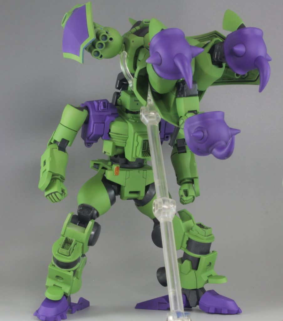 戦槌鉄人二式 アピールショット4
