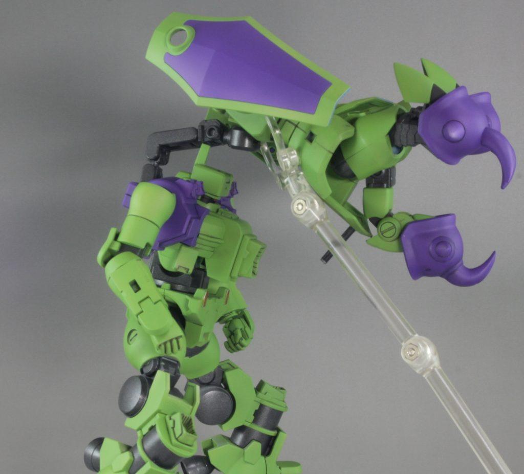 戦槌鉄人二式 アピールショット5