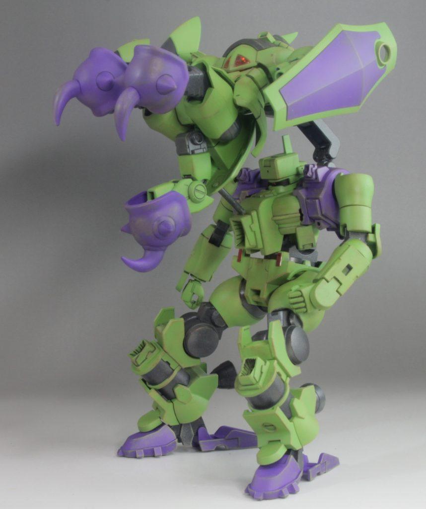 戦槌鉄人二式 アピールショット7