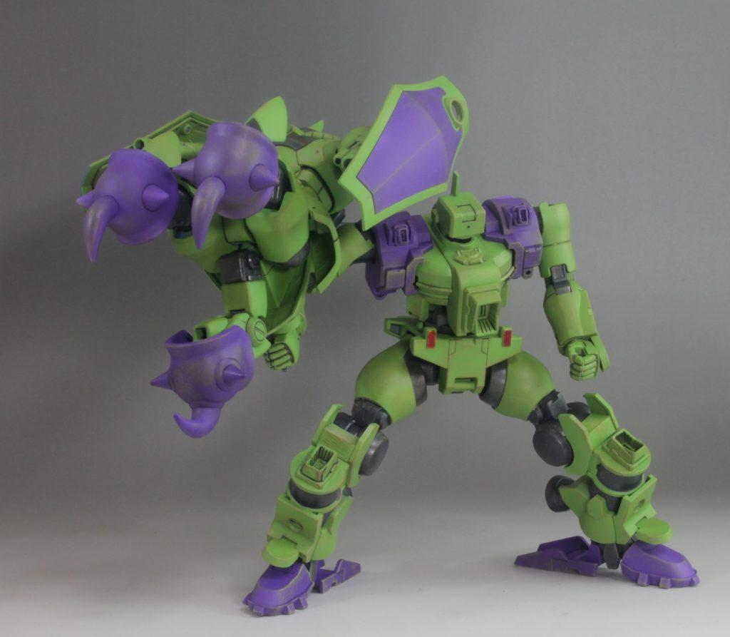 戦槌鉄人二式 アピールショット8