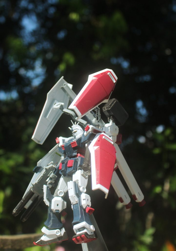 full armor gundam アピールショット1