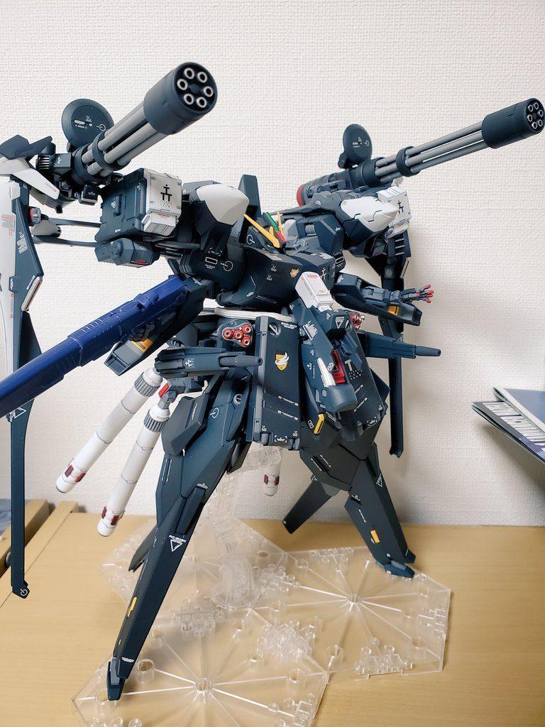 TR-6【ジ・OⅡ】 アピールショット2