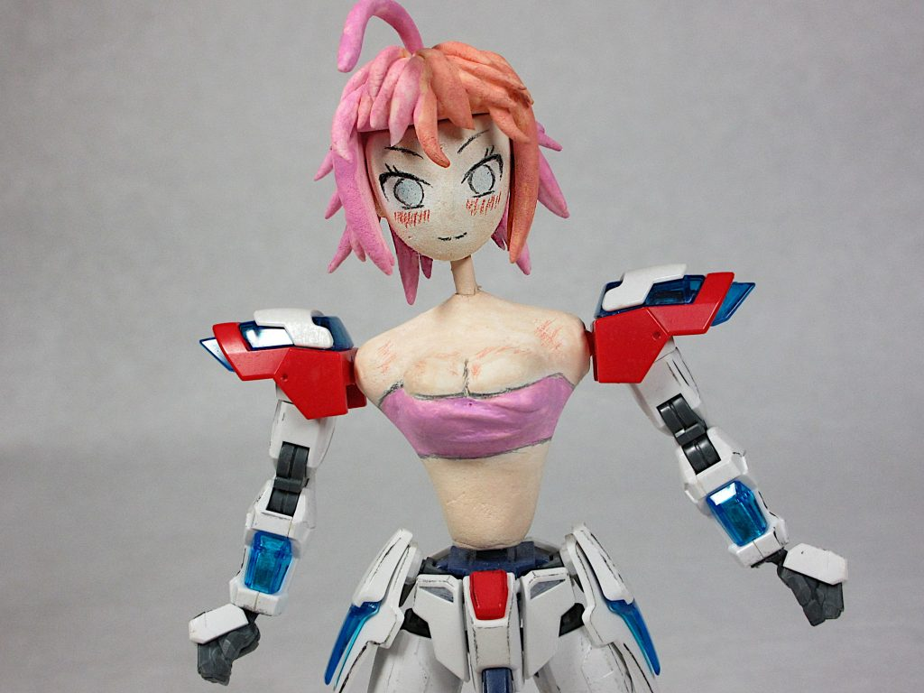 HGフレイザードちゃん アピールショット1