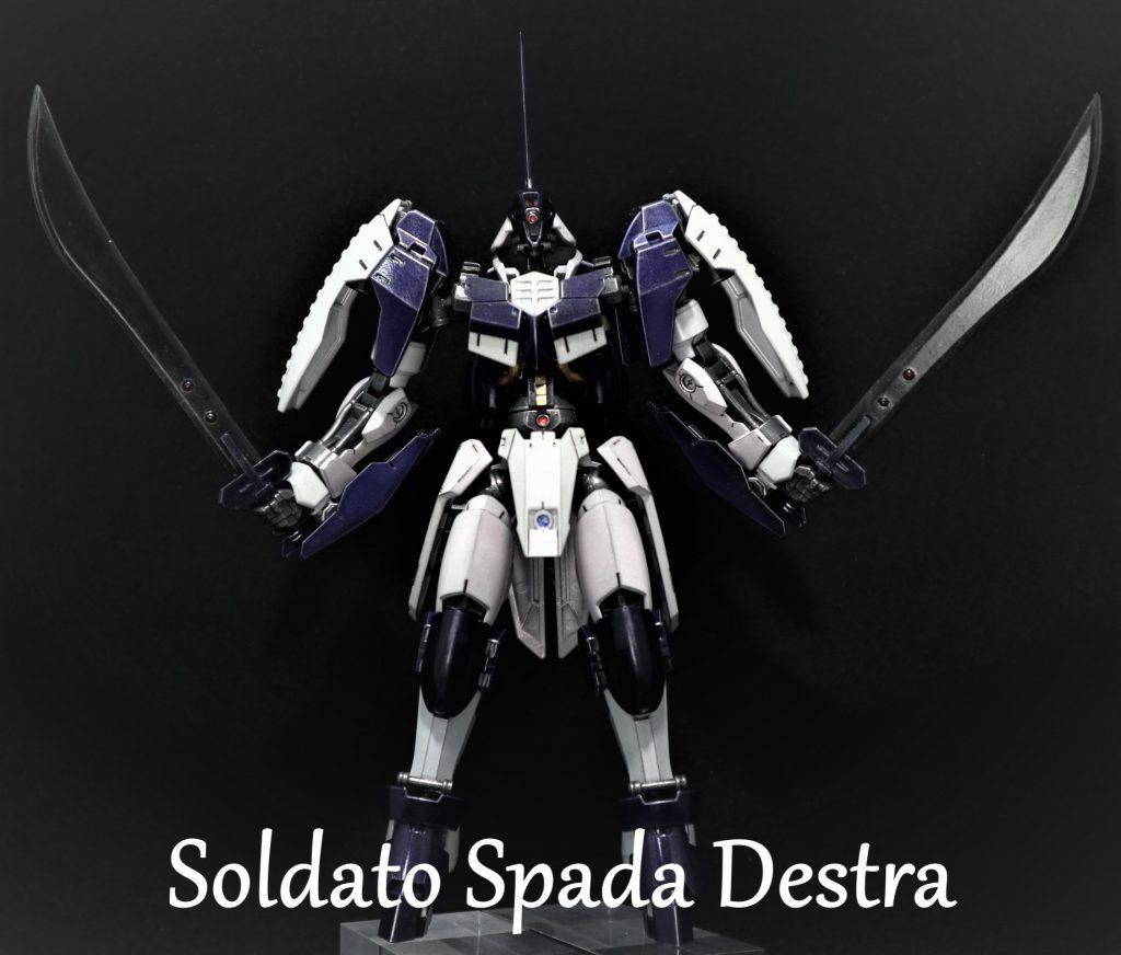 機操兵Soldato Spada Destra (ソルダート スパーダ デストラ)