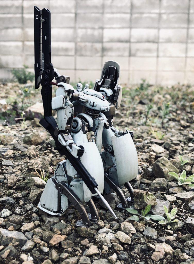従兵機ブラウ・ローゼ アピールショット1