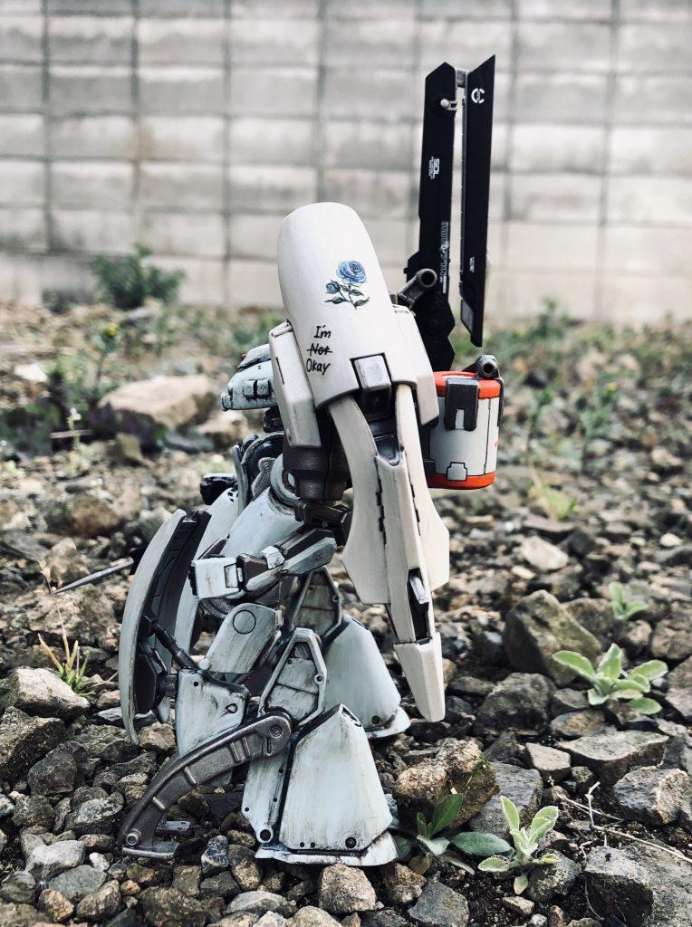 従兵機ブラウ・ローゼ アピールショット2