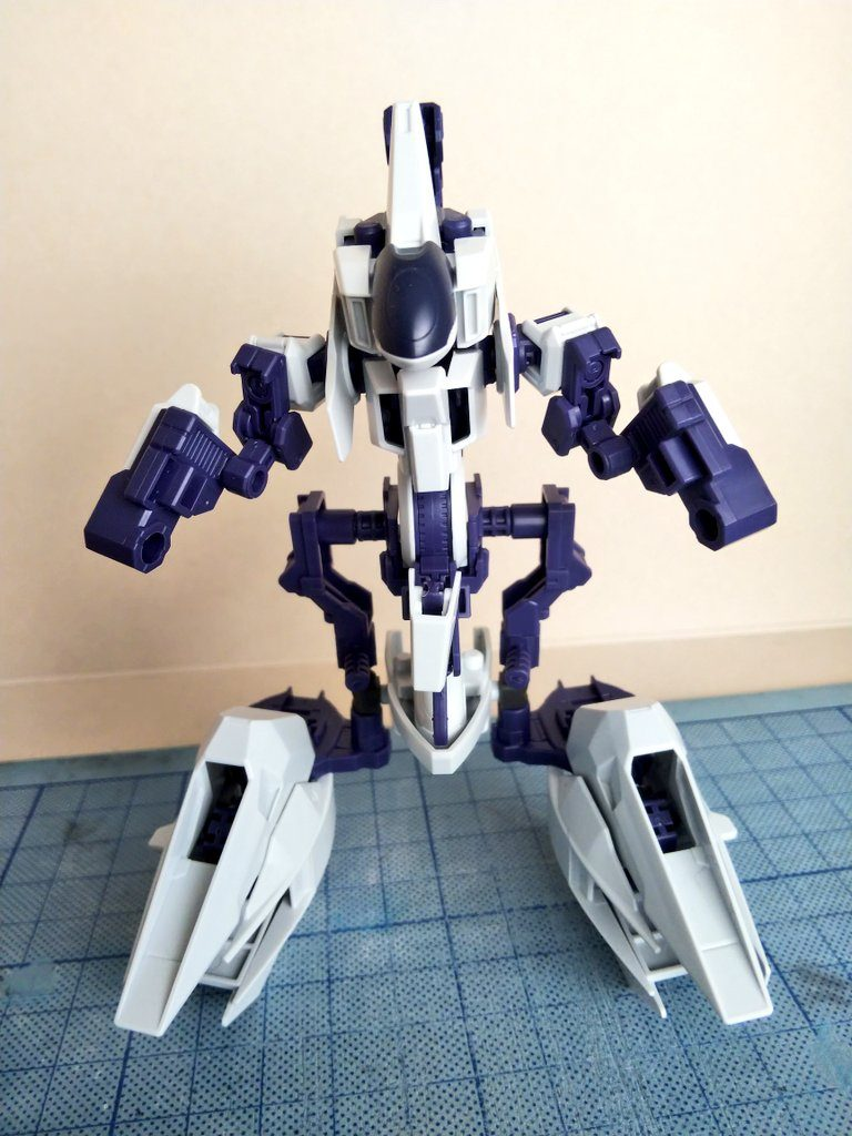 サポートメカ(ハイゼンスレイⅡ・ラー余剰パーツ) アピールショット1