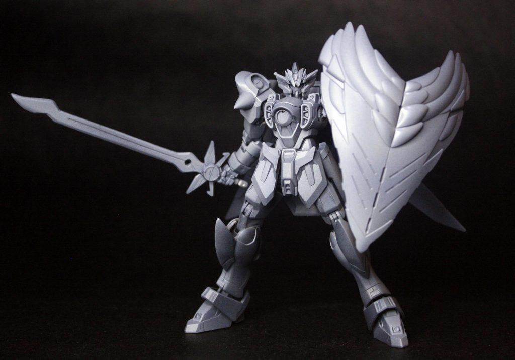 翼の騎士ゼロ 制作工程2
