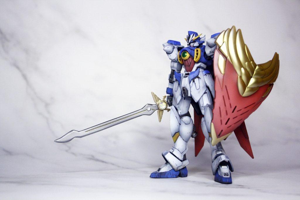 翼の騎士ゼロ アピールショット1