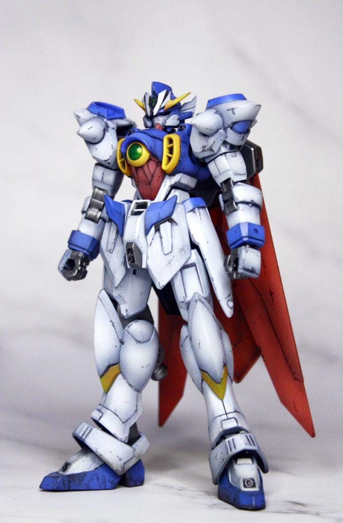 翼の騎士ゼロ アピールショット2