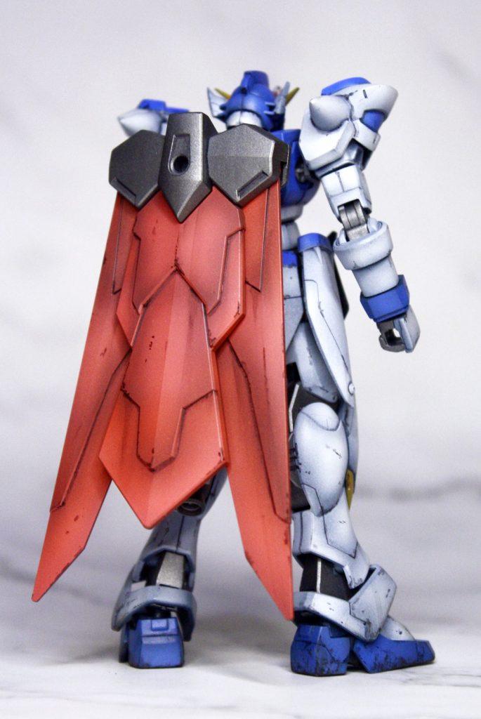 翼の騎士ゼロ アピールショット3