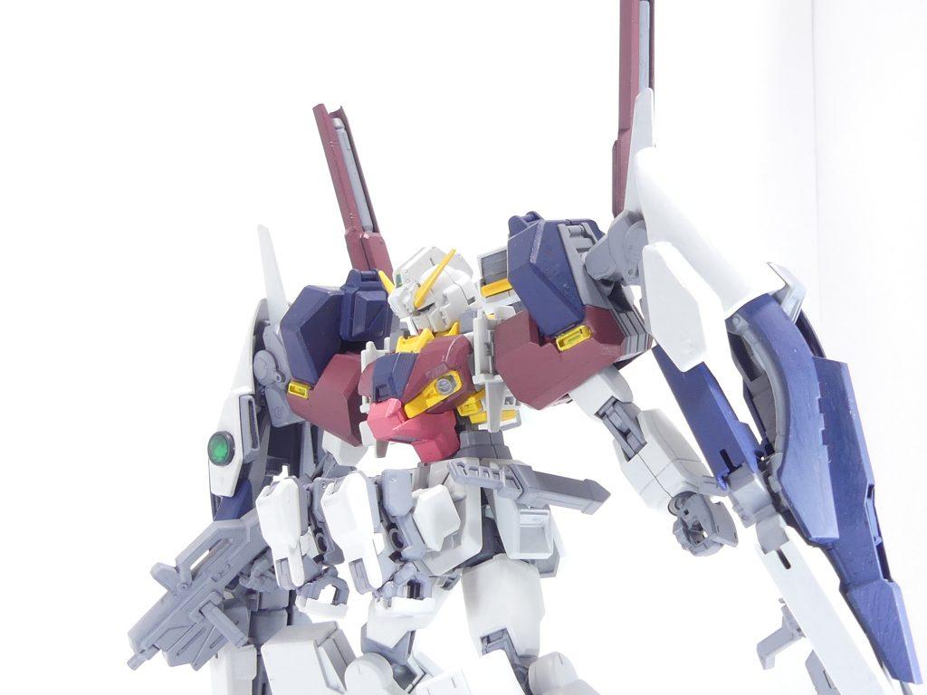 【GBNW:EX】31:SDBD:R アヴァランチレックスバスター 制作工程8