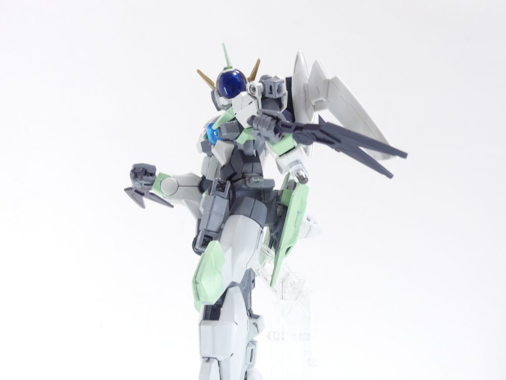 【GBNW:EX】32:HGBD:R メルクワンウェポンズ 制作工程5