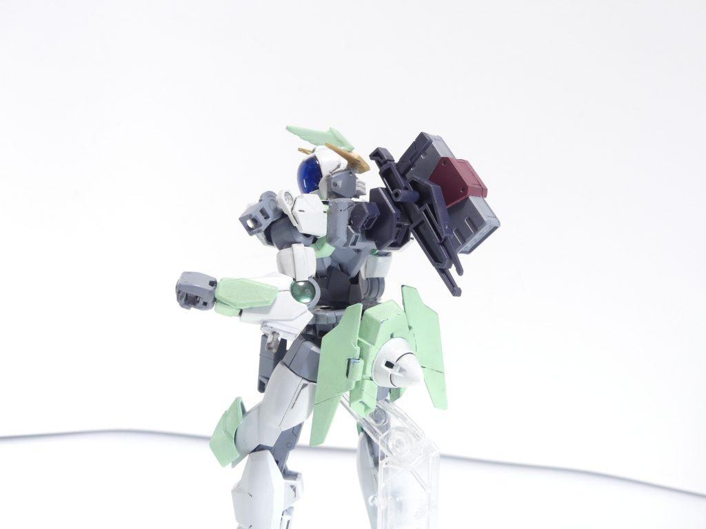 【GBNW:EX】32:HGBD:R メルクワンウェポンズ 制作工程7