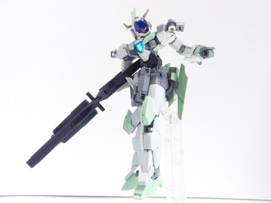 【GBNW:EX】32:HGBD:R メルクワンウェポンズ 制作工程6
