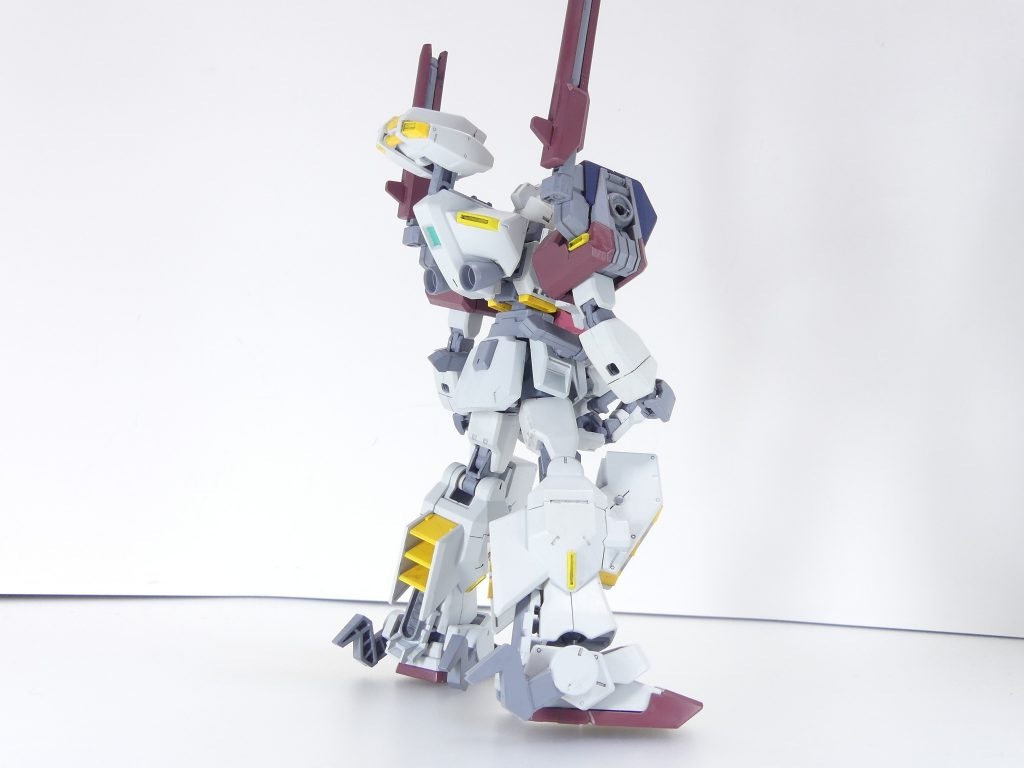 【GBNW:EX】33:ガンダムTR-1【ハイゼンスレイ・マテウス】 アピールショット3