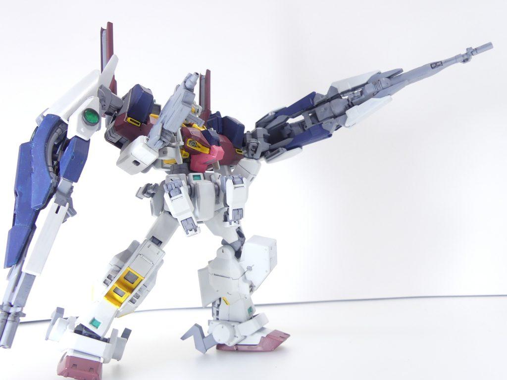 【GBNW:EX】33:ガンダムTR-1【ハイゼンスレイ・マテウス】 アピールショット8