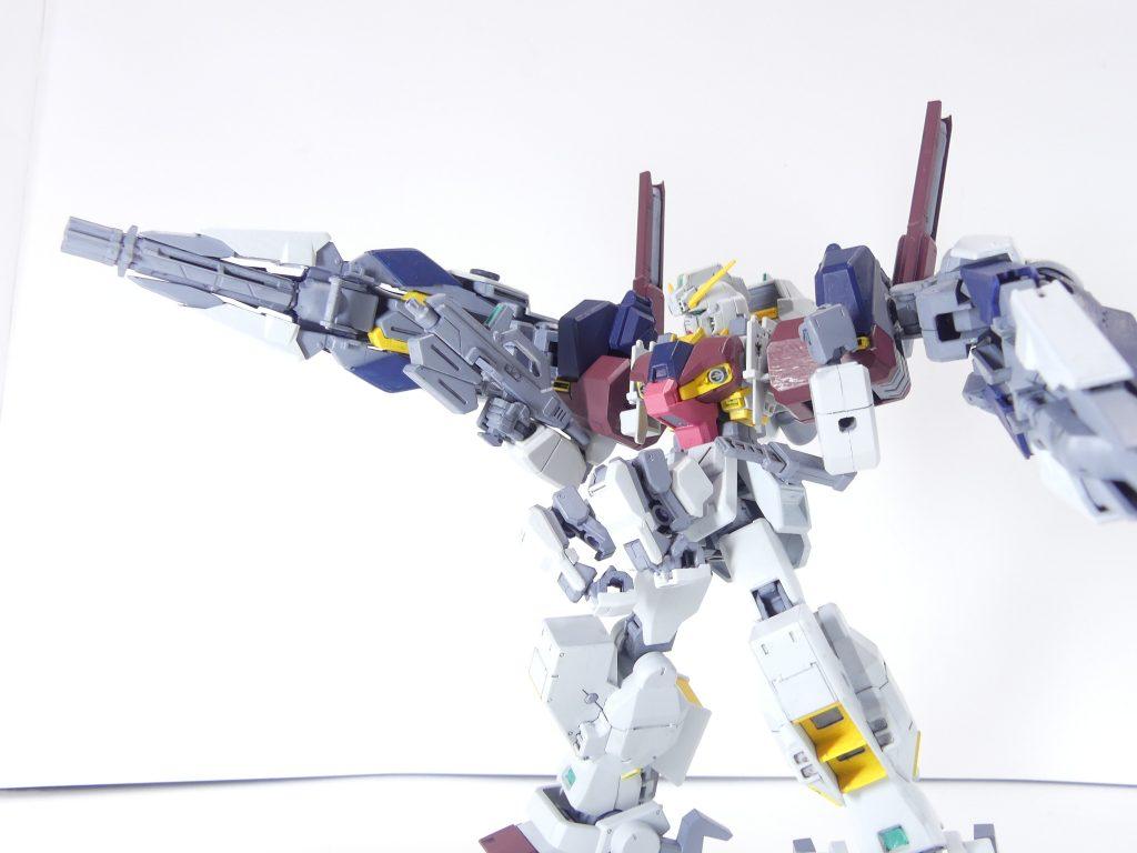 【GBNW:EX】33:ガンダムTR-1【ハイゼンスレイ・マテウス】 制作工程1