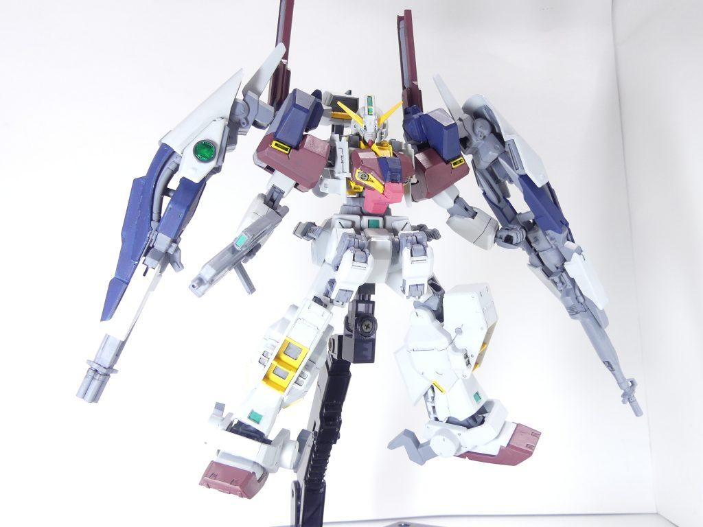 【GBNW:EX】33:ガンダムTR-1【ハイゼンスレイ・マテウス】 アピールショット1