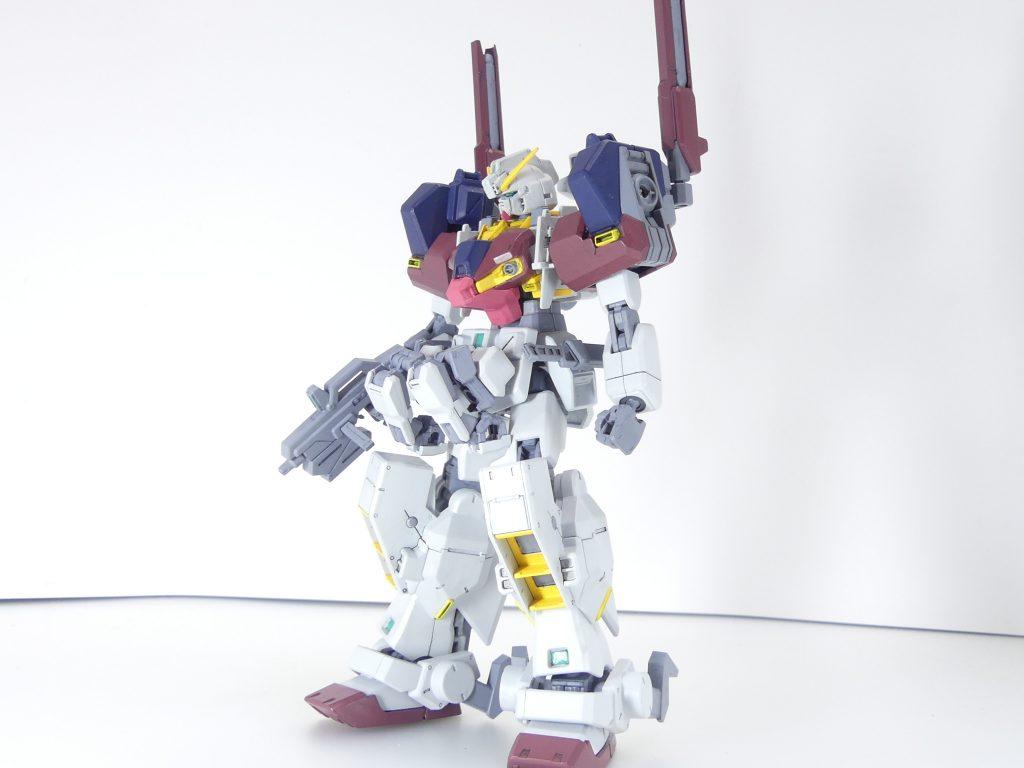 【GBNW:EX】33:ガンダムTR-1【ハイゼンスレイ・マテウス】 アピールショット2