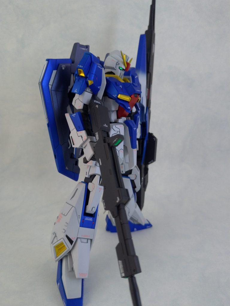 ZETA GUNDAM -Brilliant Blue- アピールショット3