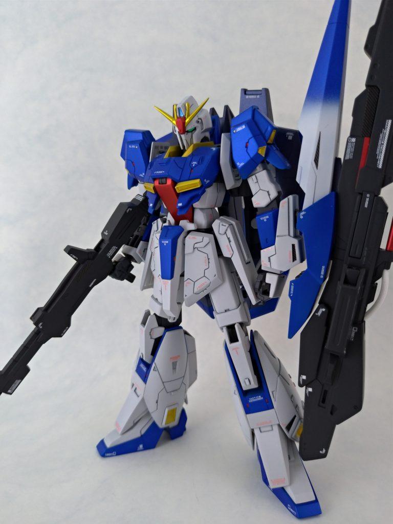 ZETA GUNDAM -Brilliant Blue- アピールショット4