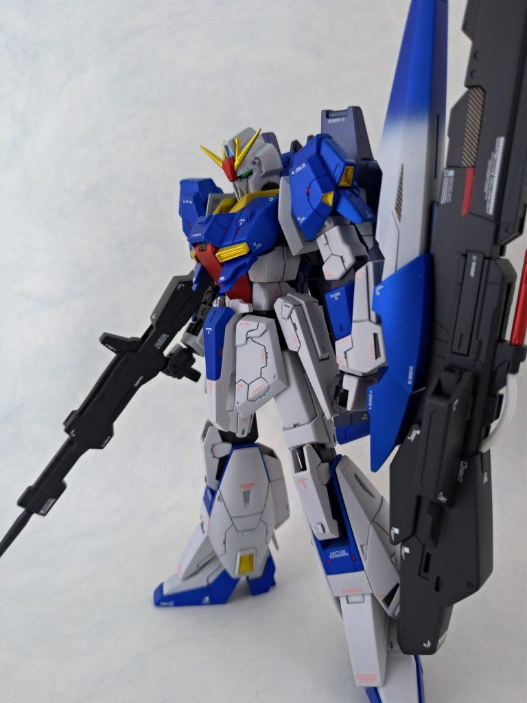 ZETA GUNDAM -Brilliant Blue- アピールショット1