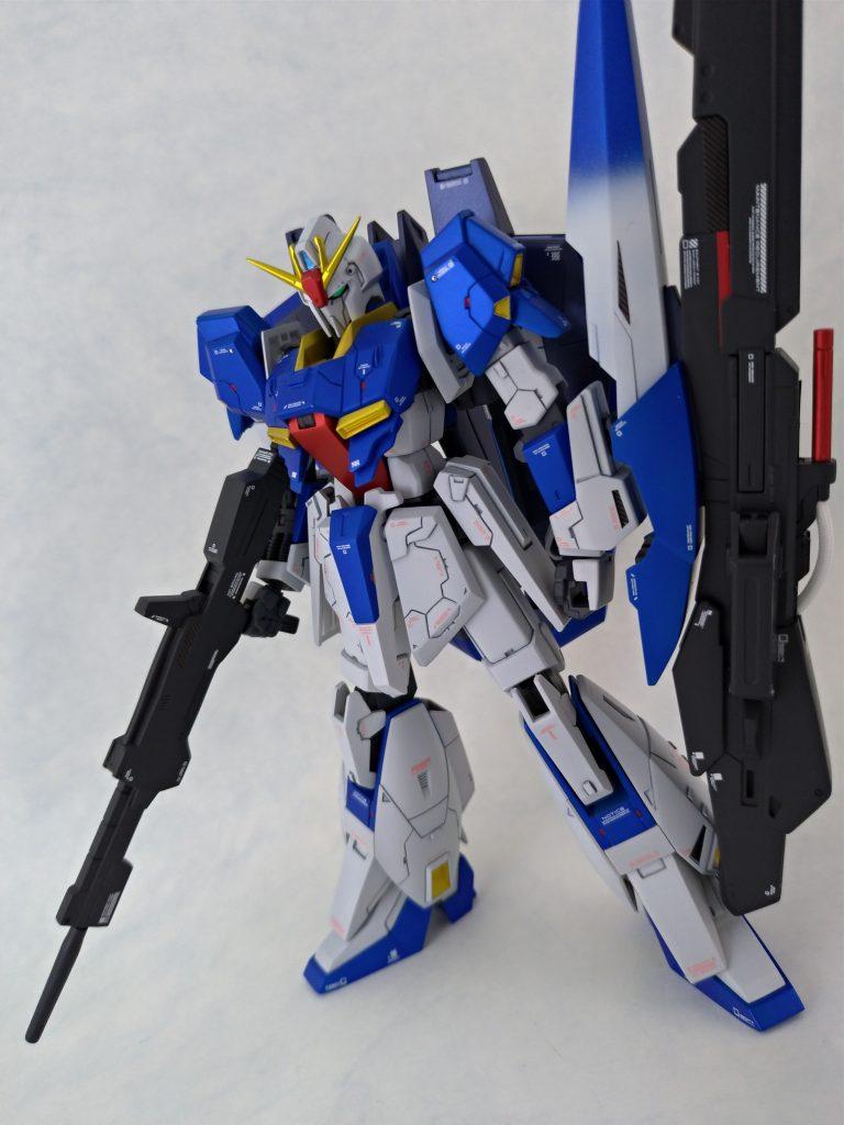 ZETA GUNDAM -Brilliant Blue-