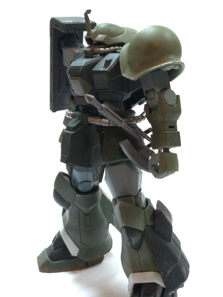 MSー08TX/R イフリート・リッター