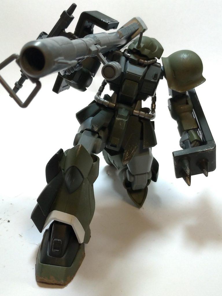MSー08TX/R イフリート・リッター アピールショット2