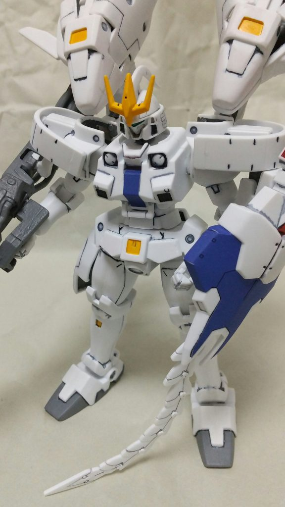 MOBILE SUIT OZ-OOMS2B TALLGEESEⅢ アピールショット1