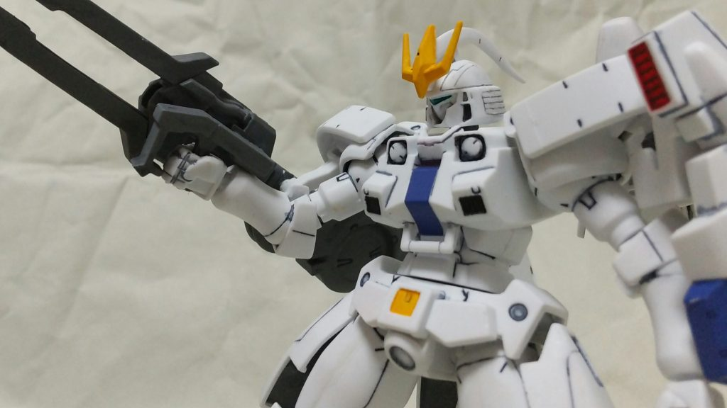 MOBILE SUIT OZ-OOMS2B TALLGEESEⅢ アピールショット2
